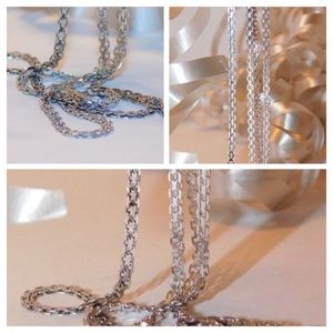 Jewelry - 👻STERLING SILVER 925 BISMARK CHAIN